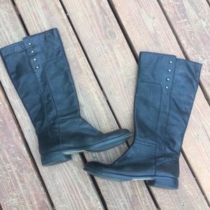 Nine West 'Toreador' leather boots